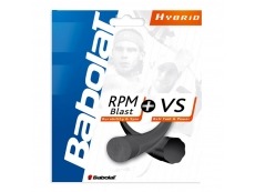 Set Babolat RPM Blast 125 + VS 130 Black