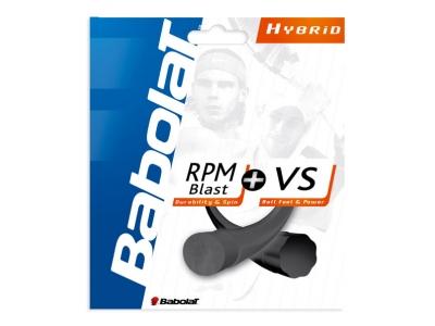 Set Babolat RPM Blast 125 + VS 130 Black