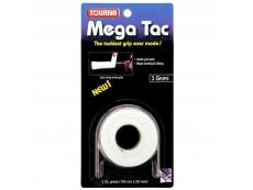 Confezione da 3 pz. overgrip tourna mega tac bianco