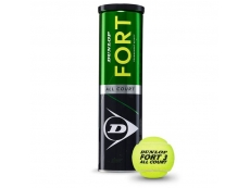 Tubo palline dunlop fort all court TS mod.2019